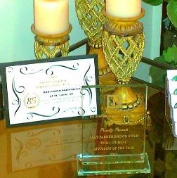 APB's Award